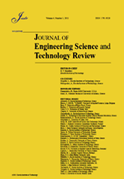 Journal of Engineering Sciences and Technology Review